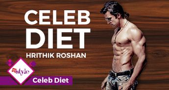 Celebrity diet of Hrithik Roshan