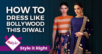 7 Celebrities tell you what to wear this Diwali