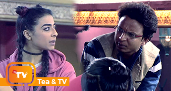 VJ Bani's new drama on Bigg Boss 10
