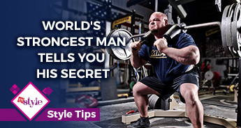 Brian Shaw tells you how to be a successful weightlifter