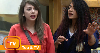 Vj Bani's another fight in Bigg Boss 10
