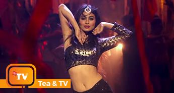 Mouni Roy's latest dance video